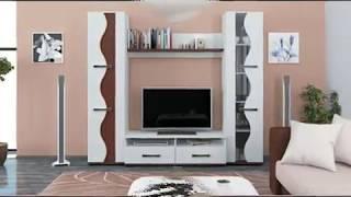 Видео обзор - стенки в гостиную от интернет магазина Мебельвозов.
