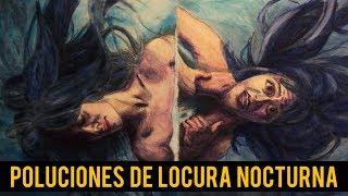 POLUCIONES DE LOCURA NOCTURNA (HISTORIAS DE TERROR)