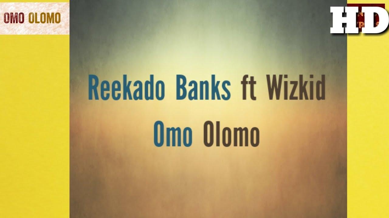 Download Reekado Banks x Wizkid  Omo Olomo (Video Lyrics)gnng lyrics