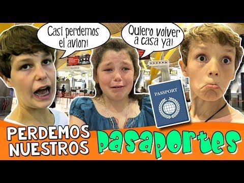 ¡¡PERDEMOS los PASAPORTES!! 😱 Fin de la AVENTURA en GUATEMALA y REGRESO A CASA 🇬🇹  😢