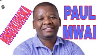 NINGUKWIHOKA BY PAUL MWAI [OFFICIAL VIDEO] SMS SKIZA 9049913 TO 811