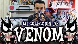 Mi Colección de VENOM de Marvel Legends / Geezuz Gonzalez