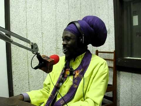 Interview at DBS Radio in Dominica 4