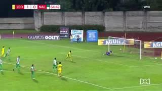 Leones 2-0 Nacional - Gol Yessy Mena - Fecha 19 Liga Águila 2018-II