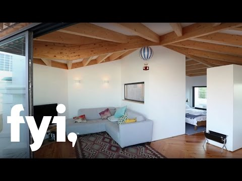 Tiny House World: A Small-Space Makeover in Lisbon | FYI