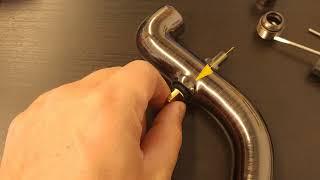 Přepínač vanové baterie Sole