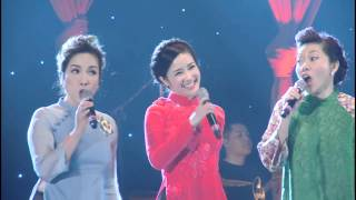 Nét ca trù ngày xuân - Hà Trần, Mỹ Linh, Hồng Nhung, Thanh Lam (Divas' Night) [MostWanted.VN]