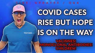 SARS CoV 2 and COVID-19 Update: Immunology, new emergency treatment, history of coronavirus, vaccine