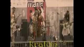 KRATON - Epik Cinta Hanuman Live at ManjaRock 2010