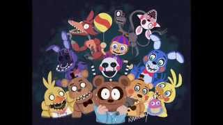 FNAF 2 The Musical (Don't stop the clock) NIGHTCORE