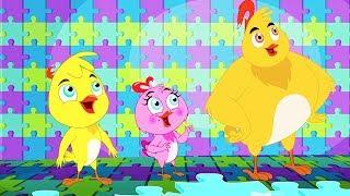 Eena Meena Deeka   Board Game   Funny Cartoon Compilation   Cartoons for Children