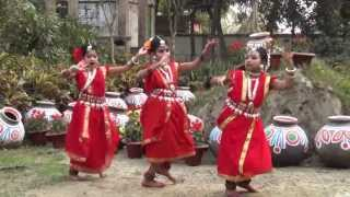 Mamun. Bangla Mayer (Dance)