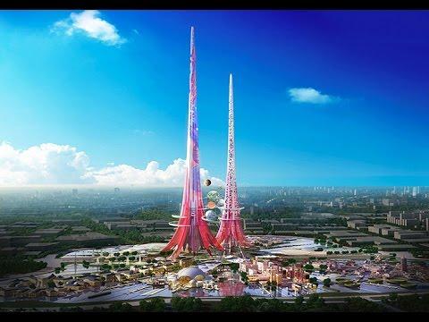 World's Next Tallest Building - Phoenix Towers,China