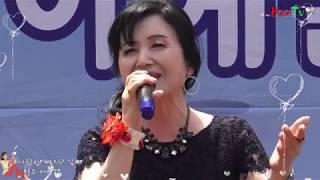가수 이지영 사랑에 빠지고 싶어 코리아가요사랑  KBA-TV 코리아예술기획  2018.6.16.