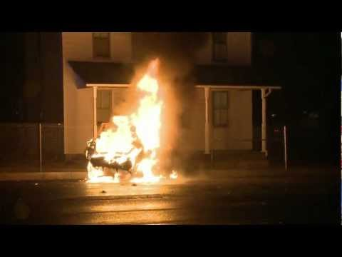 02.23.13 - FATAL CAR CRASH W/FIRE; WHITEHALL, PA