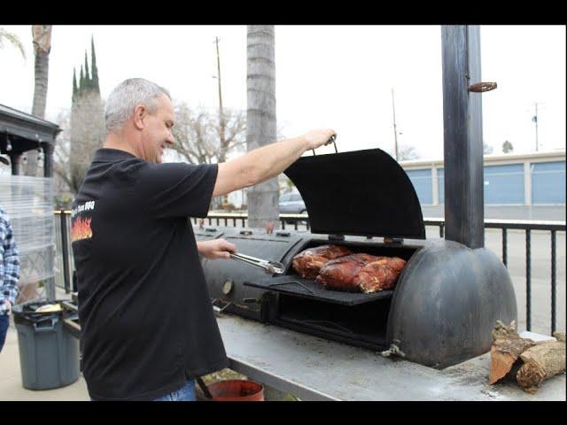 Los Banos Eats: Biggin's Texas BBQ