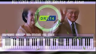 Instrumental Orchestra | CINTA SEJATI - Bunga Citra Lestari | Ost.Habibie & Ainun