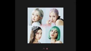BLACKPINK - JAPAN 1st FULL ALBUM 「THE ALBUM -JP Ver.-」 SAMPLER