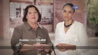 Eliana Calmon 400 (Senadora da Bahia - Eleições 2014) - Programa 07