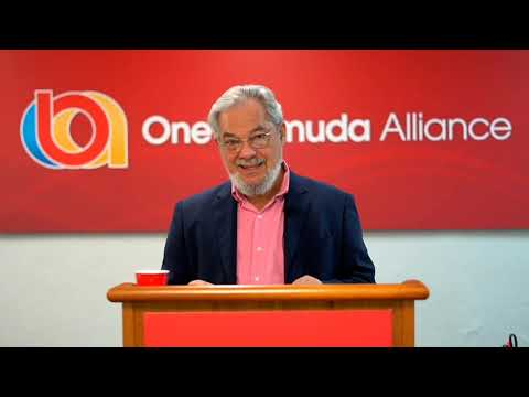Trevor Moniz Resigns As An MP, August 3, 2020