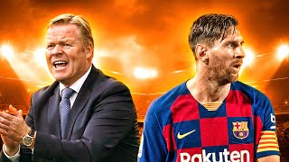Is Ronald Koeman the Right Manager for Barcelona? | Extra Time