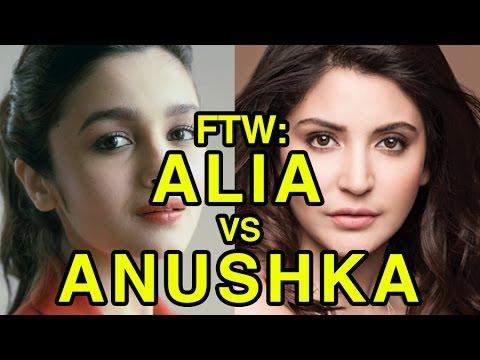 For The Win: Alia Bhatt vs Anushka Sharma