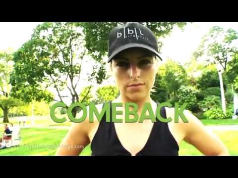 Fitness Model Lindsay