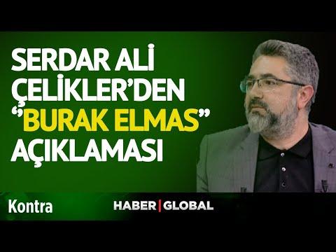 Serdar Ali Çelikler'den Burak Elmas Açıklaması: Galatasaray Medeniyeti Aramayı G