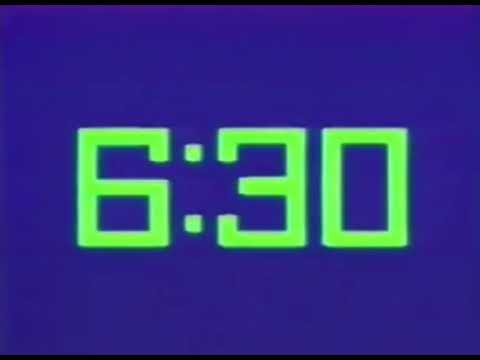 NNNきょうのニュース OP 【1984年】 - YouTube
