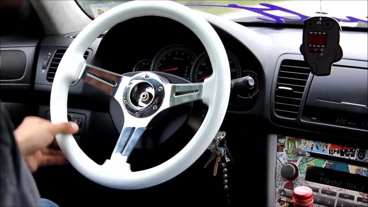 Glow In The Dark Steering Wheel On 2005 Subaru Outback Youtube