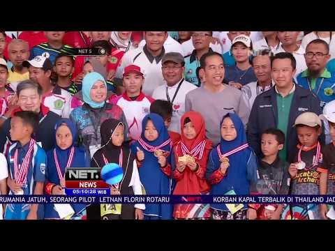 Presiden Jokowi Menceritakan Kisah Sedih Masa Kecil Nya-NET5