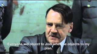 Hitler Plans To Get Everyone To Object To Jodl