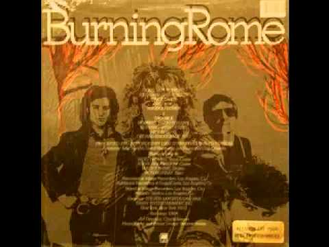 Burning Rome - Once Over (1982 - USA) [AOR/Melodic Rock]