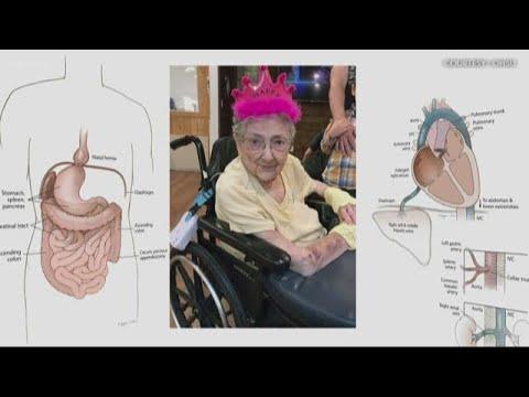 Luis Treviño - Mujer Vivió 99 Años y No Sabia Que Tenía Sus Organos En Lugares Equivocados