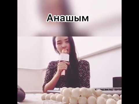 Music video Дильназ Ахмадиева - Анашым