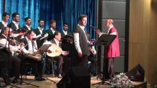 Muş Alparslan Üniv. 2016 Kutlu Doğum Haftası Tasavvuf Musikisi Konseri Harun Babat Cane me Cigere me