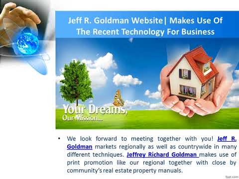 Jeff Goldman Mexico ~ Serves a Wider Variety of Customers as well as Retailers