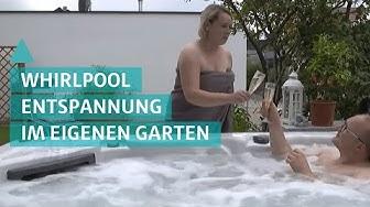 Whirlpool kaufen: Prickelnde Entspannung im eigenen Garten