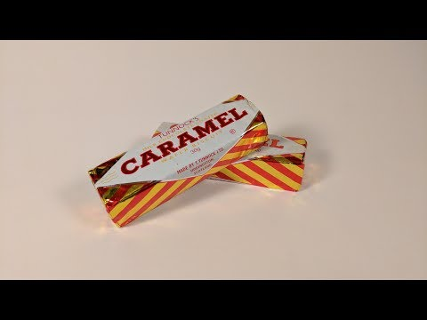 Ep41 Tunnock's Caramel Wafer Biscuit