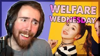 Asmongold: Twitch Chat Decides More Music 👀 (Welfare Wednesday Ep. 2)