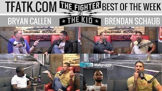 The Fighter and The Kid - Best of the Week: 8.20.2017 Edition
