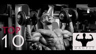 Musica para entrenar gym con nombres I Top 10 l Music gym l MagFit