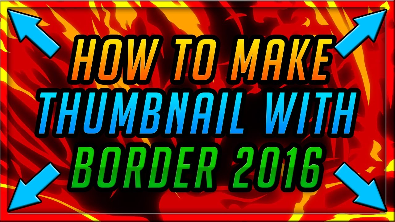 how to get youtube thumbnails 2017