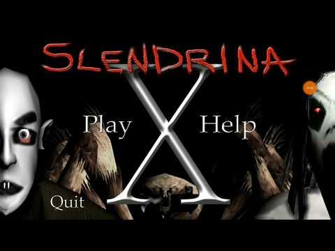 SLENDRINA X THE CASTLE Full Game