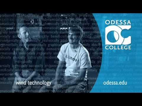 Wind Technology @ Odessa College (OC) www.odessa.edu