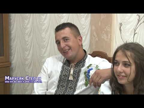 Батл-коломийки між дружбою та гостями. Українське весілля
