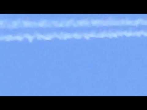 Chemical Jet Dumping over Ireland.