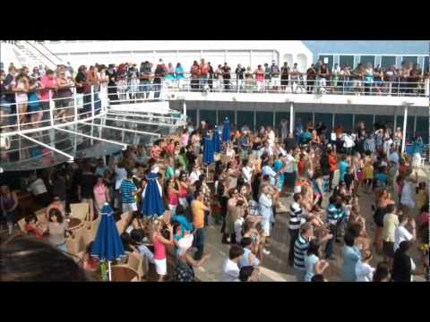 Cruise to Mozambique
