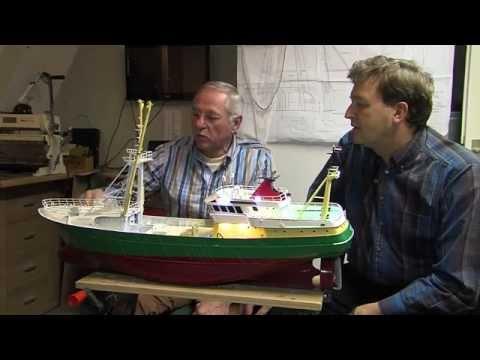 De hobby van Mart Glasbergen - RTV Katwijk
