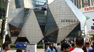 видео Шоппинг в Куала-Лумпуре